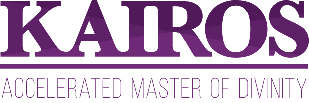 Kairos - Accelerated Master of Divinity logo