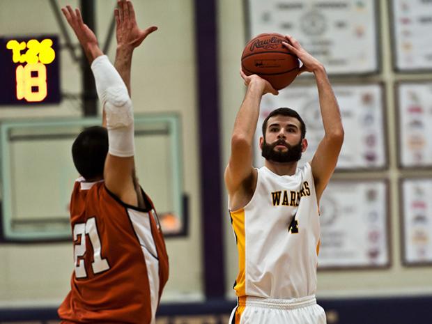 Corban men's basketball: 'Three Point U' | Inside Corban