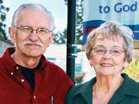 Bob and Rita Wright