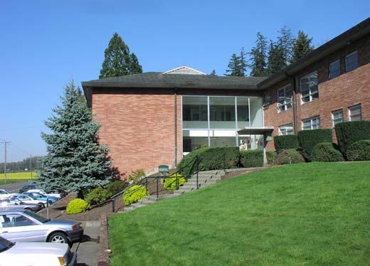 Aagard Residence Hall